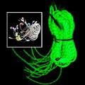 Ночь Светло-Зеленый Свет В Ухо Наушник Светятся В Темноте Наушники Прохладный Световой Наушники с Микрофоном для Android iOS Xiomi