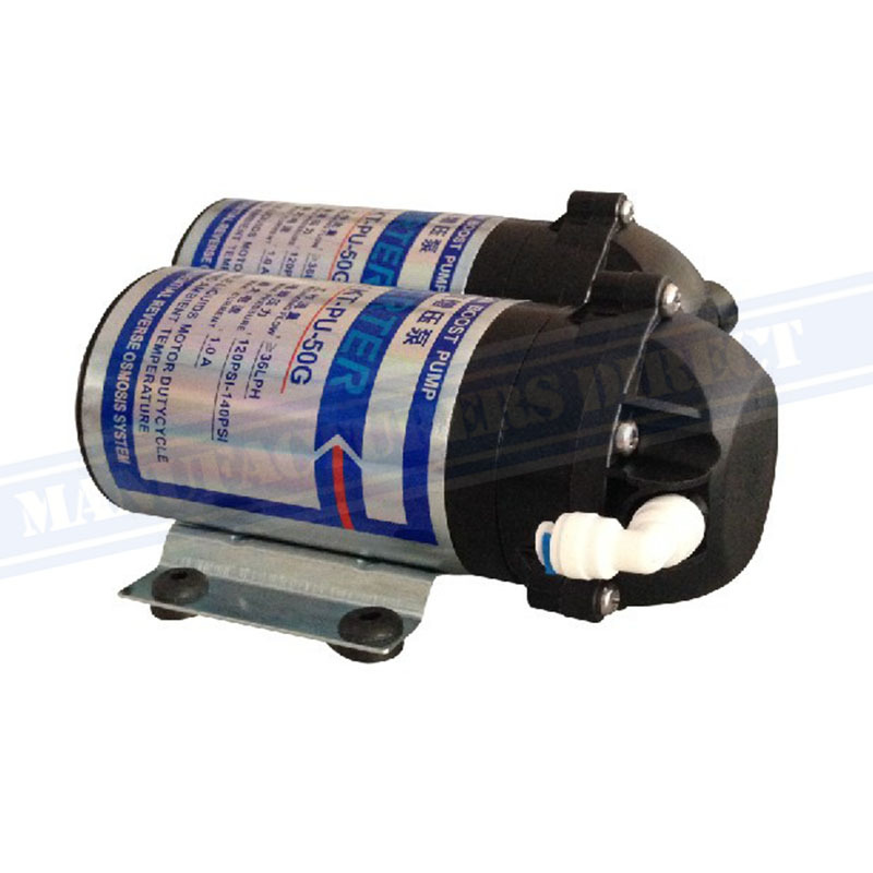 DC24V 70psi 100 gallon water purifier booster water pumps gallon tom tinman