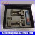 Braçadeira chave do carro conjunto de substituição ferramentas Auto serralheiro ferramenta para máquina de cópia de chave de fixação parte