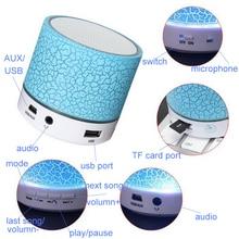 LED speaker bluetooth handsfree wireless speakers hifi