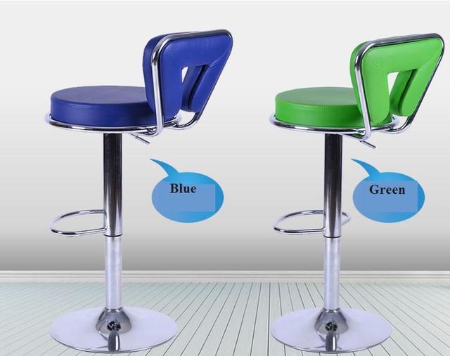 Bleu Vert Violet Bar Chaise De Levage KTV Karaoke Tabouret Salle Massage Boxe