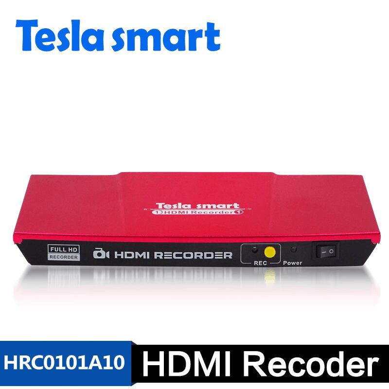 New 1080P HDMI Recorder Support L R audio output