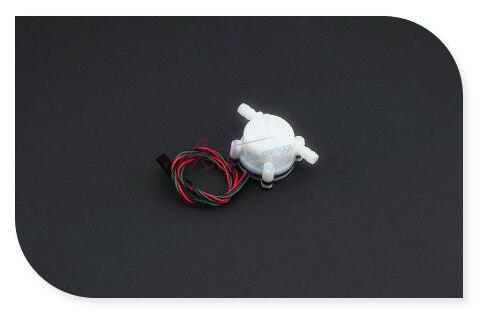 DFRobot 100% Genuine Gravity Series 1/8 Liquid/Water Flow Sensor YF-S401, 5~12V 0.3-6L/min for Arduino