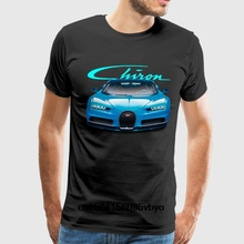 6ac52764769 100% Cotton O-neck Custom Printed Men T shirt bugatti Chiron Women T- · 15  Colors Available