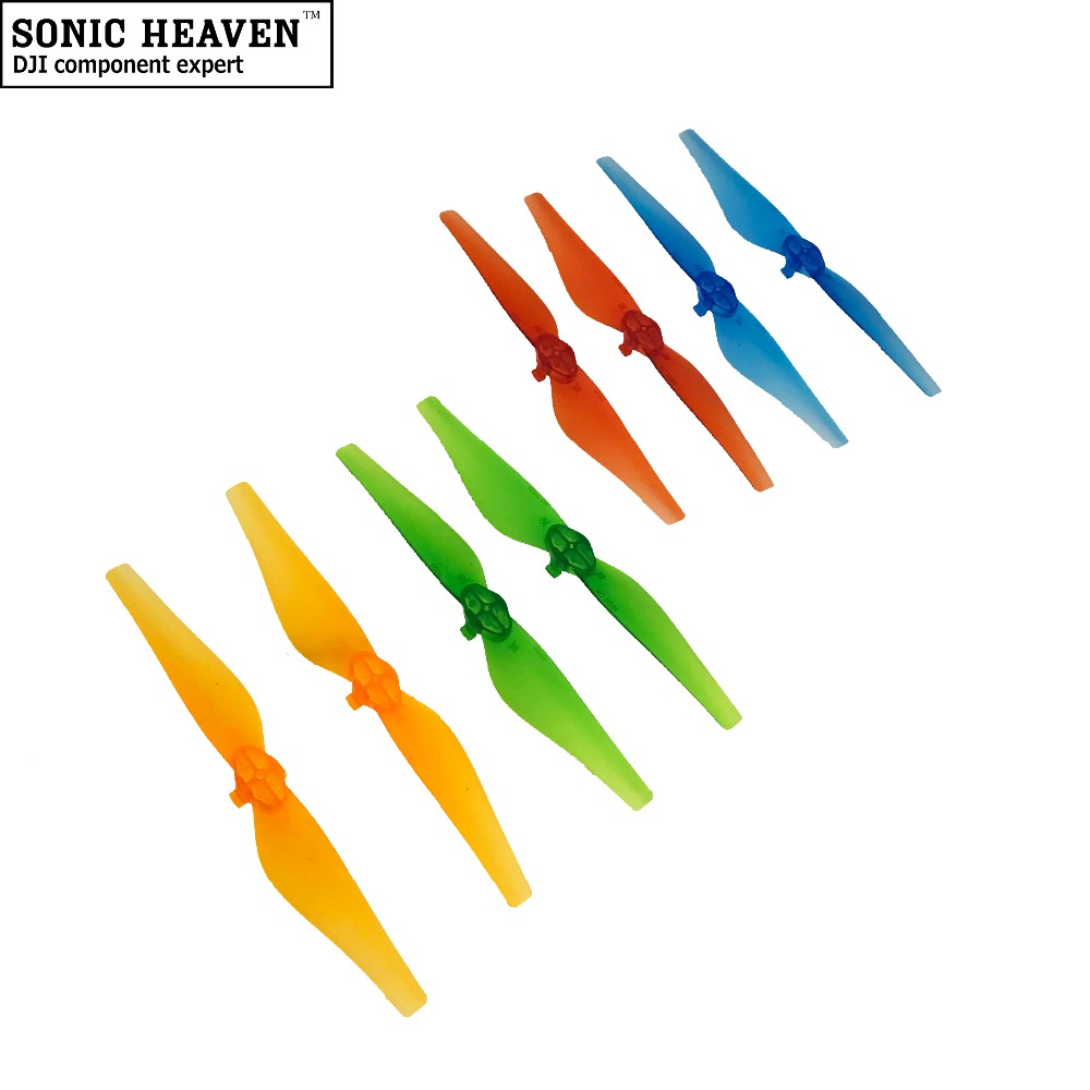 4pcs Transparent 5332 Low-Noise Quick Release CW CCW Blades Props Propellers For DJI Mavic Air FPV Camera Drone Accessories