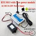 Frete grátis GSM Portão Opener RTU5015 Automática De Rolo De Controle de Acesso Interruptor de Controle Remoto Abridor De Porta 1 de Saída, 2 Entradas de App apoio