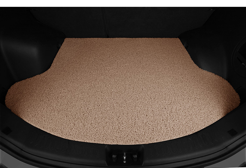 wire loop Custom special car trunk mats for Dodge Journey RAM <font><b>1500</b></font> 5seat waterproof durable cargo rugs carpets image