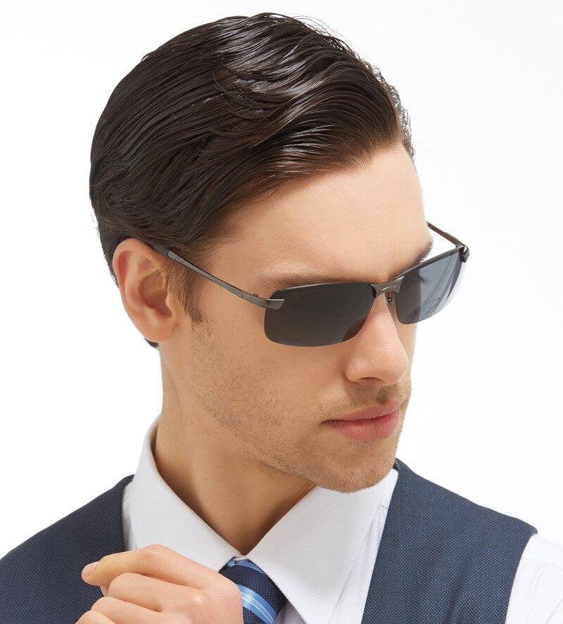 bfe2fc05f27 2017 New Luxury Polarized Sunglasses Men Women Brand Designer UV400 vintage  Driving Fashion Sun Glasses oculos de sol masculino-in Sunglasses from  Apparel ...
