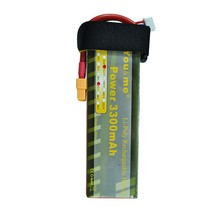 You&me RC Lipo battery 11.1V 3300MAH 35C 3S fast charging for rc boat helicopter
