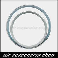 1set Air Suspension Repair Kits Steel Ring Auto Parts for Mercedes W164 Air Spring Rear 1643200925 1643200725 1643200225