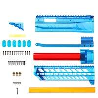 Рабочие YY R W001 RMCX Стильные комплекты аксессуаров Набор для Nerf N Strike Elite Stryfe Blaster power Kit Аксессуары для игрушечного пистолета и запчасти