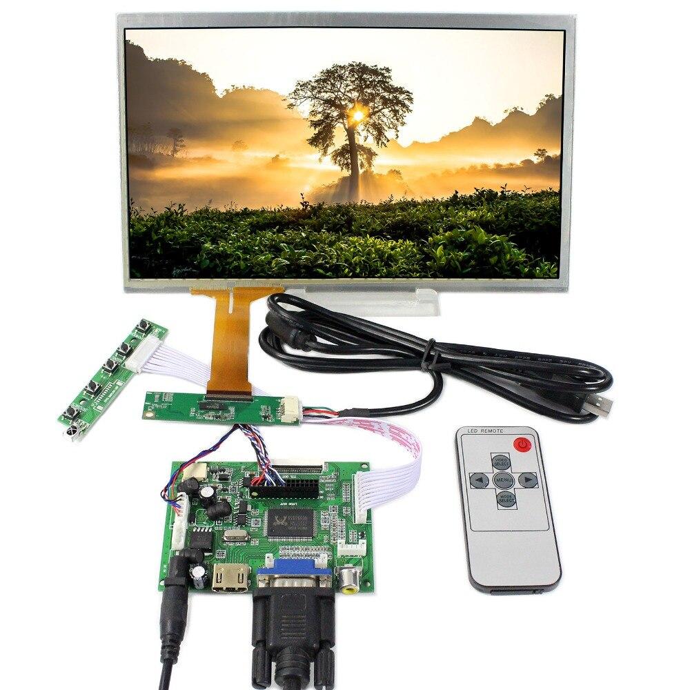 HDMI VGA 2AV LCD Controller Board 10.1 1366x768 LCD Screen With Capacitive Touch PanelHDMI VGA 2AV LCD Controller Board 10.1 1366x768 LCD Screen With Capacitive Touch Panel