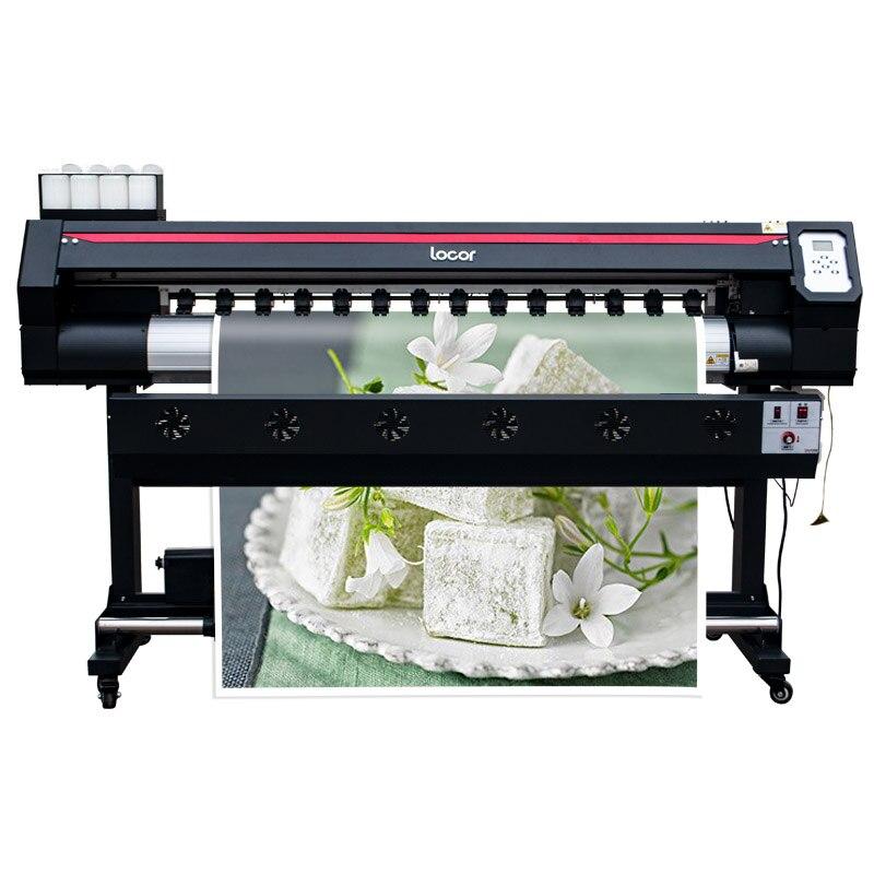 Xp600 Industrial Inkjet Printer Eco Solvent Wide Format Vinyl Printing Machine Indoor And Outdoor Canvas Printer