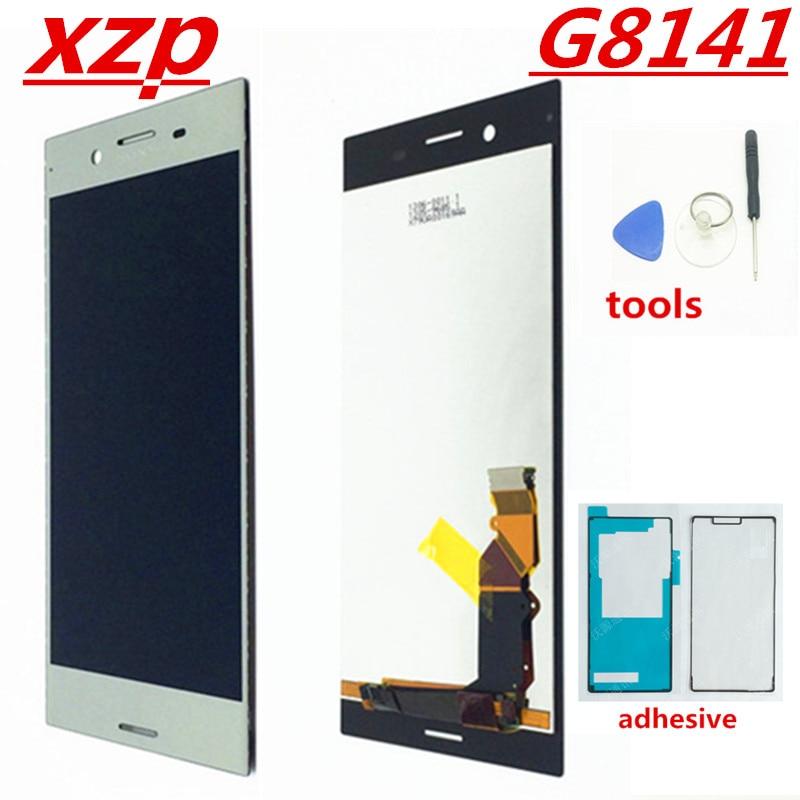 ЖК дисплей 5,5 дюйма для SONY XZP, дигитайзер сенсорного экрана в сборе для Sony Xperia XZ Premium G8142 E5563, сменный ЖК экран с рамкой Экраны для мобильных телефонов      АлиЭкспресс