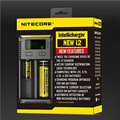 Orignal New Nitecore i2 Intellicharger Universal Battery Charger for 16340 CR123A 10440 AA AAA Li ion 14500 18650 26650 22650
