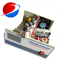 40khz Frequency Ultrasonic Cleaning Generator 1000W Piezoelectric Ultrasonic Power Signal Generator