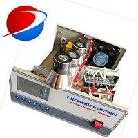 40khz Frequency Ultrasonic Cleaning Generator 1000W Piezoelectric Ultrasonic Power Signal Generator