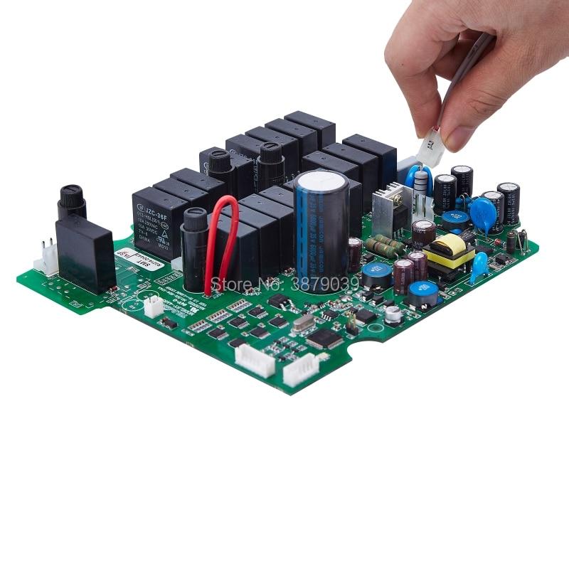 Nice UTING CE FCC F24-10D Radio sans fil industrielle Double vitesse 10 boutons télécommande (1 émetteur + 1 récepteur) pour grue - 5