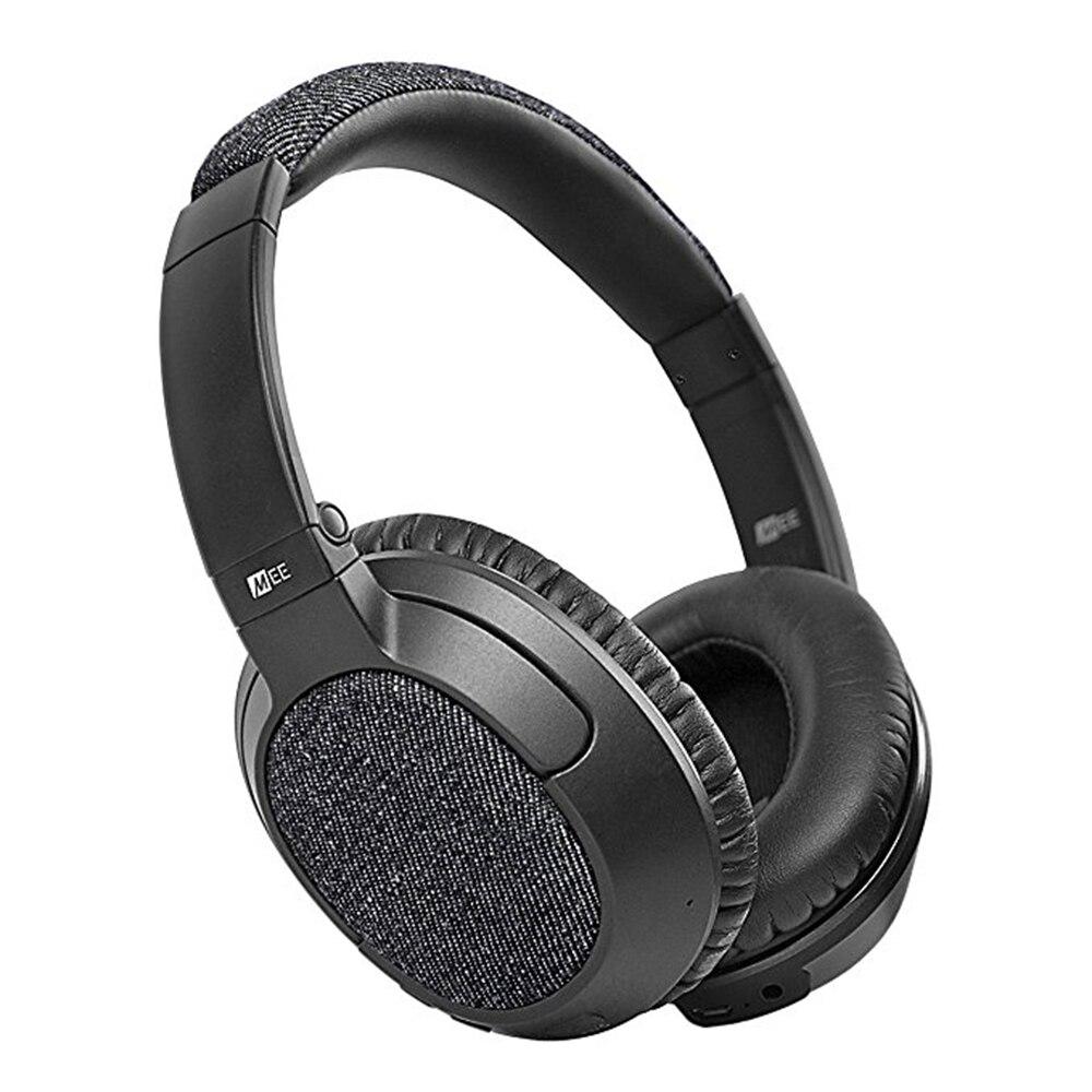 MEE Audio MATRIX3 AF68-DN Bluetooth AptX+AAC Wireless Over-the-Ear Headphones