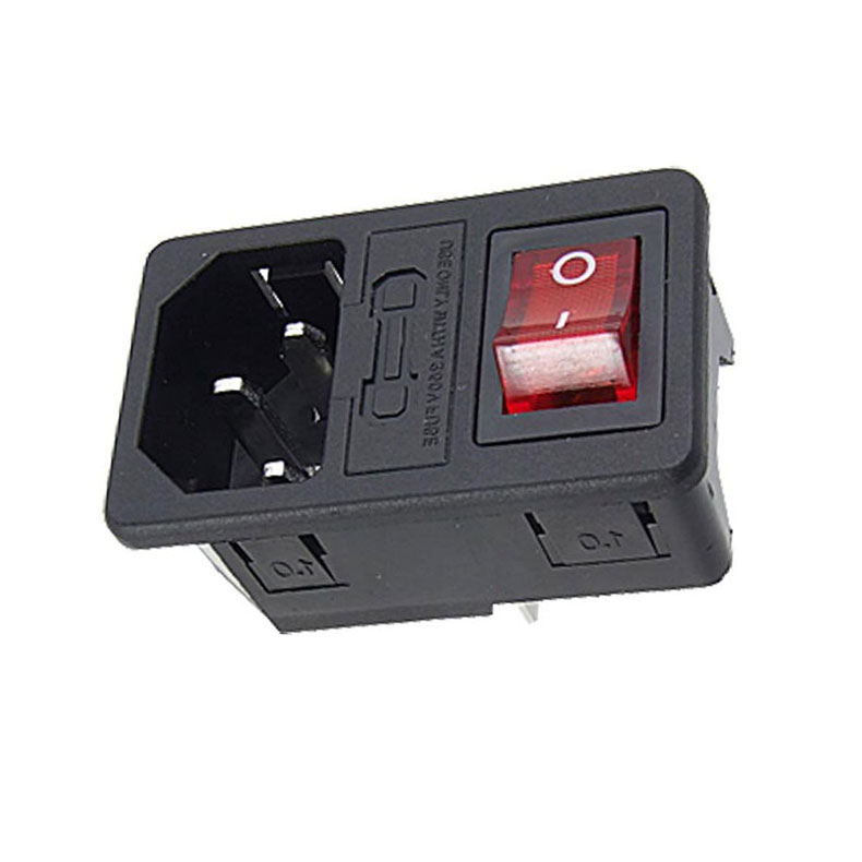 fused rocker switch