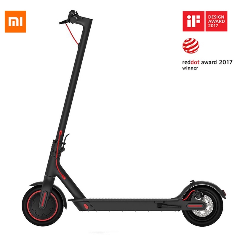 Xiaomi Folding Electric Scooter Pro 3 speed mode 300W Motor max load 100kg 8.5 Inch Tire 45KM Mileage trotinette lectrique monop