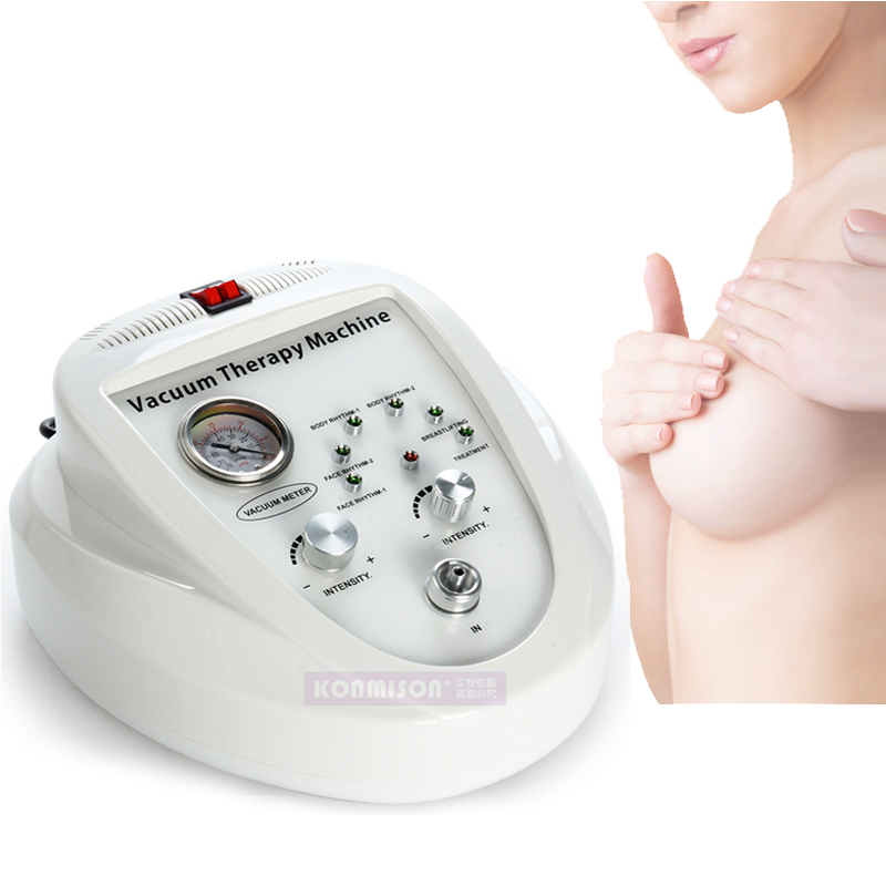Increase Breast Enhancer Electric Breast Enlargement Pump Vacuum Therapy Massage Machine with Cups set breast enlargement pump electric vacuum