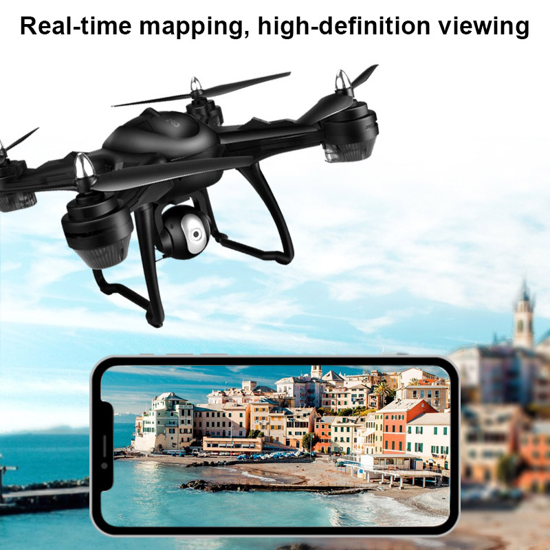 Hot Selling 1 Pcs Quadcopter RC Drone Headless Mode 2.4Ghz HD Lens Wifi Altitude Hold LED Night LightHot Selling 1 Pcs Quadcopter RC Drone Headless Mode 2.4Ghz HD Lens Wifi Altitude Hold LED Night Light