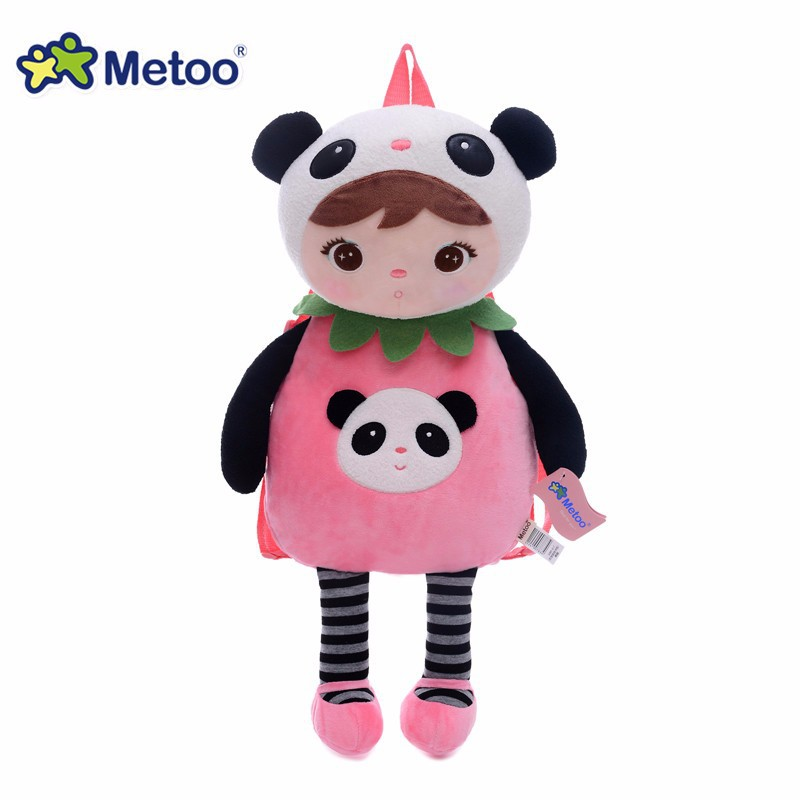 Animals-Cartoon-Bags-Kids-Doll-Plush-Backpack-Toy-Children-Shoulder-Bag-for-Kindergarten-Angela-Rabbit-Girl-Metoo-Backpack-5