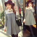 2017 Spring Autumn Pregnant Clothing Maternity Dresses Casual Knitted Shirt skirt Clothes For Pregnant Women Long Sleeved Shirts