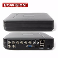 CCTV 8 Channel DVR Recorder 2ch D1 6ch Cif Recording Remote Network Mobile Phone View 8ch