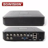 CCTV 8 Channel DVR Recorder 2ch D1 6ch Cif Recording Remote Network Mobile Phone View 8ch