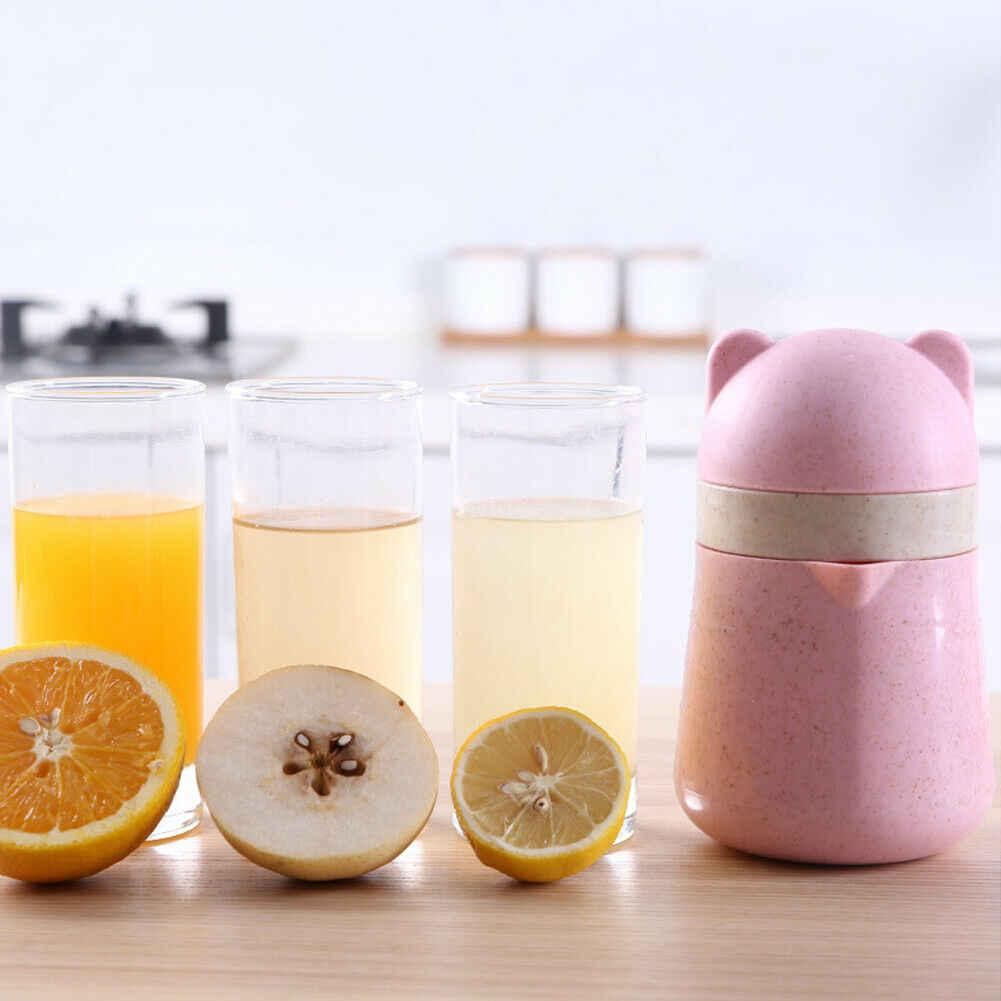 2019 New High Quality Manual Citrus Juicer for Orange Lemon Fruit Squeezer Healthy Life Potable Juicer Machine