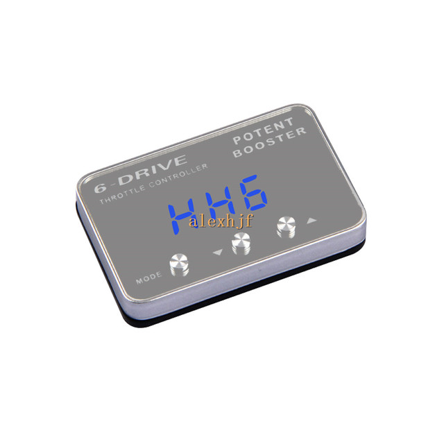 Ts-710 tros booster potente ii 6 drive controller electrónico del acelerador para honda civic nuevo, Ultra-delgado, envío gratis