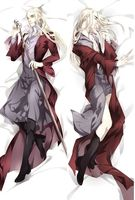 Japan Anime Hugging Body Pillow Case qf 150*50 The Hobbit Elf Thranduil Handsome Male