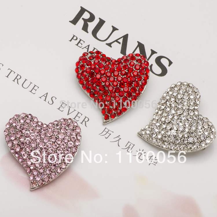 Free Shipping Fashion Crystal Jewelry Rhinestone Scarf Pin Women's Scarf Buckles