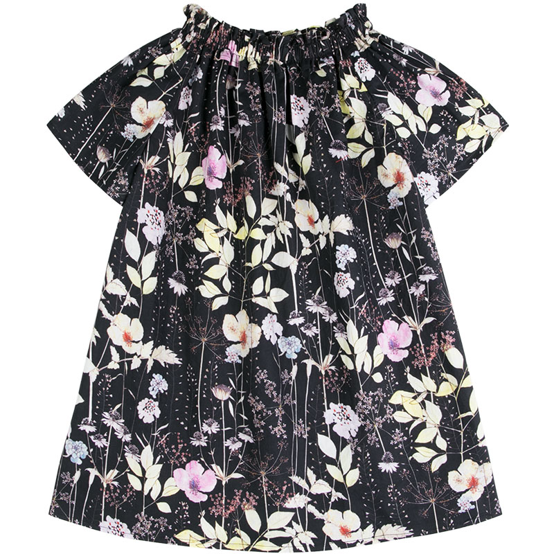Girls dress Girls' Wear Mystery Garden Black Forest Series Fungus Lace Collar Elegant Lady цена