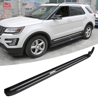 Sales promotion side step For Ford explorer 2015 2018 Foot Running Board Pedal Nerf Bar