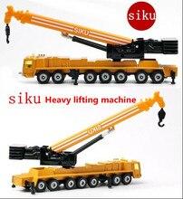 SIKU-U1626 1: 87合金建設車両、高シミュレーション工学タンカー 、