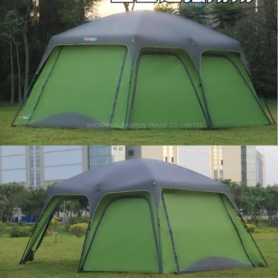 Ultralarge 5-8 dupla rétegű kültéri 1 nappali és 1 hall családi - Kemping és túrázás - Fénykép 2