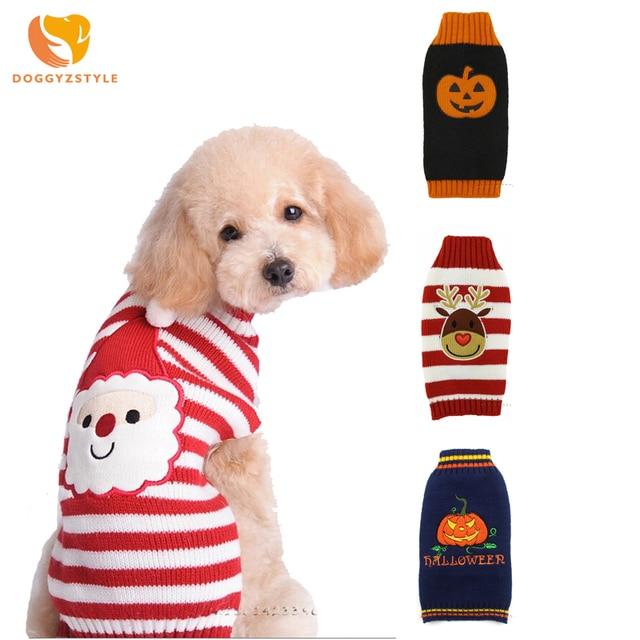 Hund Winter Nettes Hündchen Pullover Weihnachten Kleidung Haustier Txa8zvwxqB