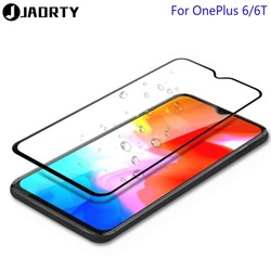 На Алиэкспресс купить стекло для смартфона tempered glass for oneplus 6 6t oneplus6 glass hd full cover front film glass phone screen protectors for oneplus 6t
