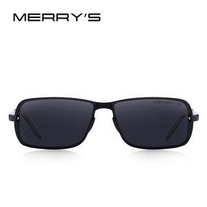 Image 2 - MERRYS DESIGN Classic Men HD Polarized Sunglasses For Men Driving CR39 Lenses UV400 Protection S8722