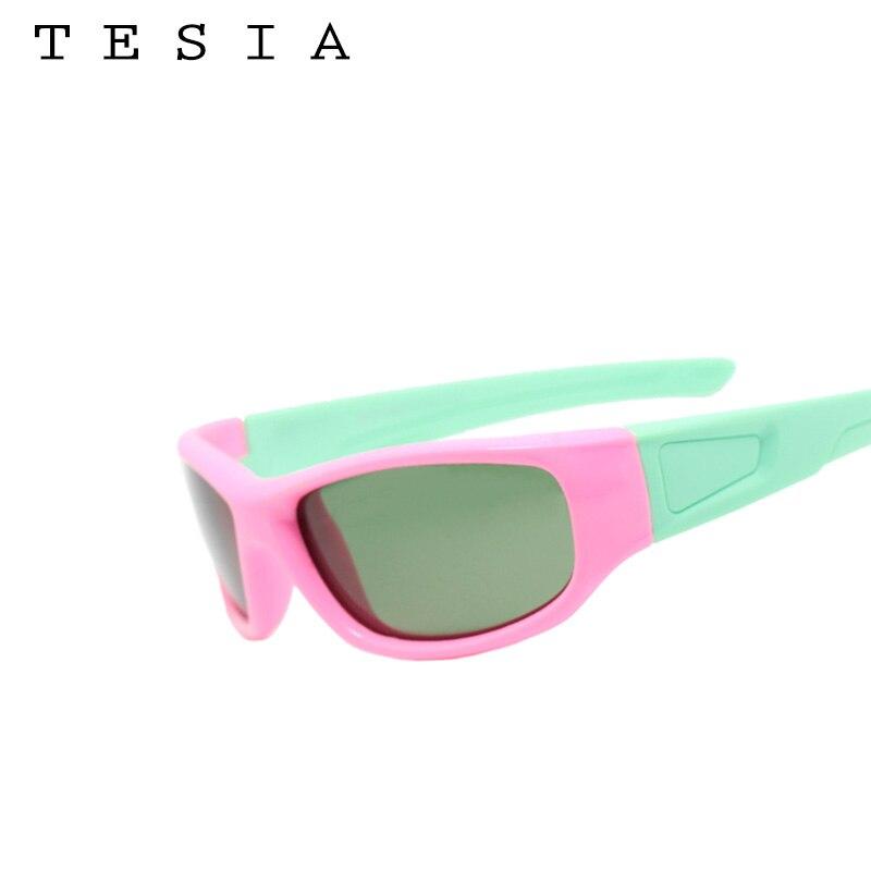 TESIA Niños polarizados Gafas de sol Niños Silicona Flexible - Accesorios para la ropa - foto 1