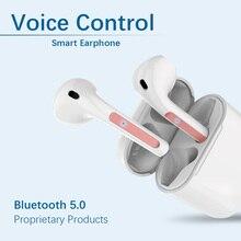 Dikdoc fones de ouvido sem fio bluetooth tws à prova dtwágua in fone de ouvido handfrees ruído cancelltion bt 5.0 3d botões de ar estéreo