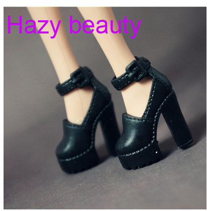 Hazy beauty Different styles for choose Casual flat High heels doll shoes boots for Barbie Doll Fashion Cute Newest BBI00751 hazy beauty festival gifts sock stockings casual clothes trousers for barbie 1 6 doll bbi00167