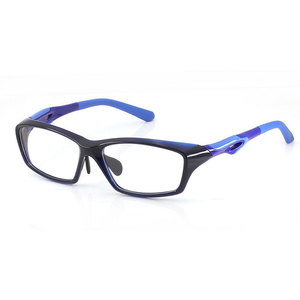 Image 3 - Hotochki TR90 משקפיים מסגרת גברים מלא מסגרות אופנה משקפי ספורט קוצר ראייה משקפיים קל במיוחד אנטי שקופיות עיצוב