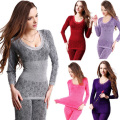 Free Shipping Women's Winter Warm long johns Modal Thermal Underwear Body Shaper Sleepwear Pajamas