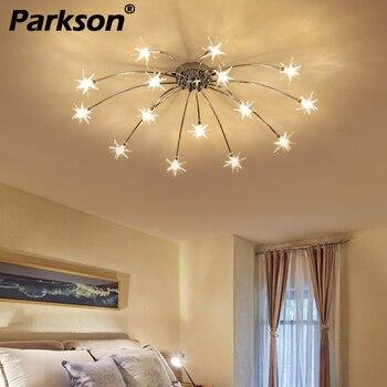 Lampada lámpara led luces de techo G4 estrellas habitación cuarto de ...