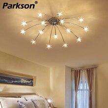 lampada led lamp modern ceiling lights G4 Stars Living room bathroom lamparas de techo home lighting plafond sweet