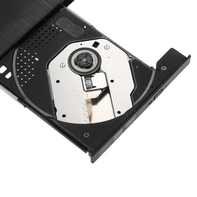 USB 3.0 External CD-RW DVD-RW CD DVD ROM Player